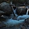Cascades near the Copeland falls