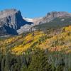 Mt Hallett, Flat Top and Aspen