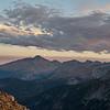 Longs Peak, Evening Light