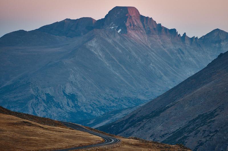 The Trail Ridge Road
