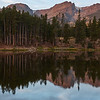 Sprague Lake Reflection