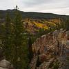 Gorge at Glacier Creek
