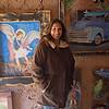 Joan Medina Chimayo artist