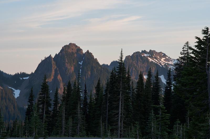Lane and Wahpenayo Peaks