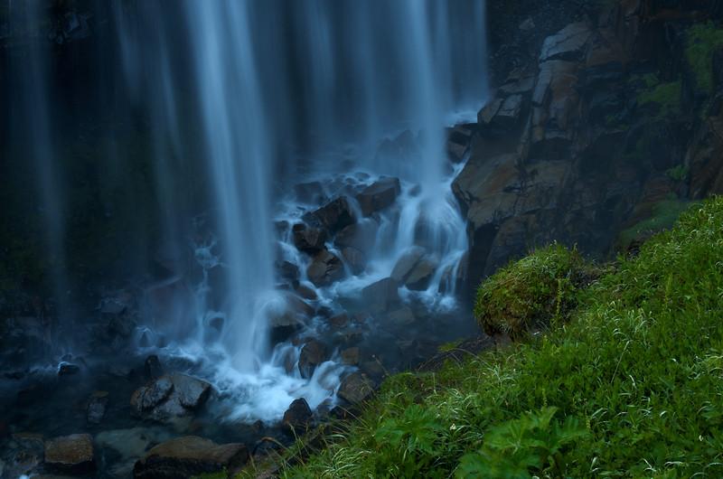 Base of the Narada falls
