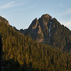 Lane Peak, Evening Light