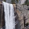 Vernal falls, spring