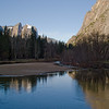 Merced river, morning