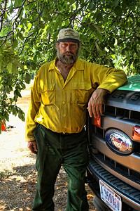 Water truck operator