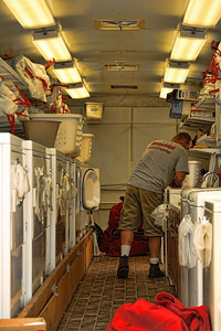 Exceptional Laundry Services at base camp.