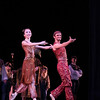 """Yuriko Kajiya and Jared Matthews, Le Corsaire, June 6, 2013 <br><br> I agree with The New York Times' dance critic <a href=""""http://www.nytimes.com/2013/06/06/arts/dance/le-corsaire-american-ballet-theater.html?hpw&_r=0"""">Alastair Macaulay</a> that ABT's Le Corsaire is frivolous and superficial, with a ridiculous, nonsensical comedic plot. However, unlike Macaulay, I thoroughly enjoy this ballet that showcases ABT's bravura dancing, having seen it more than dozen times over the past 15 years (Thursday and Friday performances this season).  <br><br> The plot goes something like this: Conrad the pirate (Thursday: Cory Stearns, Friday: Marcelo Gomes) arrives at a bazaar (in Turkey?) where slave girls are being traded. Lankendem (Thursday: Jared Matthews, Friday: Sascha Radetsky) owns the bazaar. Conrad sees Medora (Thursday: Veronika Part, Friday: Paloma Herrera) and immediately falls in love. The buffoon pasha buys Gulnare (Thursday: Yuriko Kajiya, Friday, Stella Abrera) and Medora. Conrad commands his slave Ali (Thursday: James Whiteside, Friday: Ivan Vasiliev) to steal Medora and Conrad's pirates kidnap Lankendem. <br><br> In Conrad's hideout, Medora tells Conrad, in the name of their love, to free all of the slave girls. He agrees, but his friend Birbanto (Thursday: Luis Ribagorda, Friday: Joseph Phillips) rebels against the idea and persuades the pirates to riot against Conrad. Conrad fights the pirates and convinces them to give up their mutinous plan. Birbanto's next scheme is to spray a rose with sleeping potion. Conrad is drugged to sleep. Birbanto attempts to capture Medora. She stabs him with a knife. In the confusion, Lankendem steals Medora back and escapes. <br><br> The pasha is happy that Medora has been recaptured and declares that she will be his number one wife. Medora is repulsed. Conrad, Birbanto, and the pirates storm the pasha's palace and chase away the pasha and his men. Medora then exposes Birbanto as a traitor; Conrad shoots him and then escapes"""