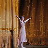 "Natalia Osipova, Romeo and Juliet, June 14, 2013 <br><br> I thoroughly enjoyed ABT's Romeo and Juliet on Friday, June 14 with Natalia Osipova as Juliet, David Hallberg as Romeo, Jared Matthews as Mercutio, Joseph Gorak as Benvolio, and Patrick Ogle as Tybalt. I haven't seen Osipova in a dramatic role before and was impressed by her portrayal of the evolution of Juliet; in Act 1 Scene 2 she is a young, playful, immature little girl who gasps in amazement when the nurse points out her developing physique. Fast forward to Act III Scene 1. This is a particularly heavy scene as she refuses to marry Paris (Sascha Radetsky). She does a bourrée quickly away from him, much to the displeasure of her parents that threaten to disown her. In Osipova, there are traces of Giselle's mad scene as the tension mounts as she rejects Paris and faces the severe consequences.   <br><br> Hallberg portrays a playful, rebellious young man thoroughly transformed by his love of Juliet. He was in tune with MacMillan's vision of Romeo as a young man swept off his feet by love, dancing in dizzy exultation. As usual, his dancing was solid and always in character, showcasing his long line and perfectly arched feet.  Although a dramatic ballet, it has a number of technical elements that maintain my interest such as Hallberg's nice double sauté de basque diagonal repeated effortlessly four times. The balcony scene pas de deux was intense and dramatic as the young lovers celebrate their union with reckless abandon. Osipova is criticized for her excessive expressiveness (mugging it up); I did not detect this trait and thought her portrayal of Juliet was always in character.  <br><br> I was particularly impressed with Jared Matthews as Mercutio and Joseph Gorak as Benvolio. After seeing Gorak in Drink to Me Only With Thine Eyes earlier this season, I asked the woman next to me ""Who is that guy?"" He has nice extension and turns and I ended up watching him more than the others in the Pas de trois. I liked Matthews as Mercutio more than his Conrad in Le Corsaire. His assemble combination, split jump over Hallberg's head in the party scene, and turns with an indifferent wobble of the head were particularly notable Friday night. His dying Mercutio was performed well; it must be difficult to dance proficiently while portraying a dying person running out of breath and energy. <br><br> It was a packed Met Opera house Friday night without any empty seats in the orchestra. The dancers received multiple enthusiastic curtain calls. <br><br> Kenneth MacMillan's version of Romeo and Juliet was first performed by The Royal Ballet in 1965 and entered ABT's repertory in 1985. According to a website by <a href=""http://www.kennethmacmillan.com/ballets/all-works/1960-1966/romeo-and-juliet.html"">MacMillian's estate,</a> MacMillan had wanted to create his own Romeo and Juliet after seeing John Cranko's version for the Stuttgart Ballet. Lynn Seymour performed the role of Juliet in 1964 and MacMillan choreographed the balcony scene for her and Christopher Gable to perform on Canadian television. The Royal Ballet wanted a new three-act ballet to commemorate the 400th anniversary of Shakespeare; The Royal Ballet artistic director Frederick Ashton contracted MacMillan to complete the ballet in less than five months to include on its 1965 American tour. This was MacMillan's first three-act ballet.  <br><br> MacMillan first choreographed the key pas de deux in each act, which was the starting point which the rest of the ballet would be built. MacMillan, Seymour, and Gable worked on the characters in the ballet. MacMillan and Seymour created a headstrong, passionate Juliet who makes many of the key decisions such as the secret marriage, taking Friar Lawrence's potion, and joining Romeo in death. Gable's Romeo was a young man swept off his feet by love, dancing in dizzy exultation according to the website. <br><br> The website says that MacMillan avoided virtuoso steps because he thought they were too conventionally balletic. Only Juliet and her girlfriends are on point and their choreography is contrasted with character dances and crowd scenes. ""MacMillan broke the ballet conventions of the time by having the dancing evolve from naturalistic action. Unlike Cranko's production, there are no picturesque poses for applause at the end of set pieces. Unlike the Bolshoi production, there are no spotlit entrances for the leading characters: Romeo is discovered in semi-darkness at the start of the ballet as Rosaline's anonymous suitor; Juliet's arrival at the ball in her honour goes unnoticed at first."" I note this last point because I can't remember Osipova's entrance Friday evening. <br><br> At the end of the ballet, there is no reconciliation of the Montagues and Capulets in the manner that Shakespeare ended his tragedy. <br><br> Margot Fonteyn and Rudolf Nureyev starred in the premier, which had 43 curtain calls. The safety curtain was brought down to persuade the audience to leave. Fonteyn and Nureyev performed in the premier because they were a bigger draw than Seymour and Gable. The ballet received rave reviews. The pair went on to perform in the U.S. tour and film of the ballet. It is interesting to note that the late former ABT ballet mistress Georgina Parkinson was in the original cast.  <br><br> Romeo and Juliet is the signature work of The Royal Ballet's repertoire. During his lifetime, MacMillan staged the ballet for The Royal Swedish Ballet in 1971, ABT in 1985, and Birmingham Royal Ballet in 1992."