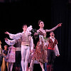 """Veronika Part and Cory Stearns, Le Corsaire, June 6, 2013 <br><br> I agree with The New York Times' dance critic <a href=""""http://www.nytimes.com/2013/06/06/arts/dance/le-corsaire-american-ballet-theater.html?hpw&_r=0"""">Alastair Macaulay</a> that ABT's Le Corsaire is frivolous and superficial, with a ridiculous, nonsensical comedic plot. However, unlike Macaulay, I thoroughly enjoy this ballet that showcases ABT's bravura dancing, having seen it more than dozen times over the past 15 years (Thursday and Friday performances this season).  <br><br> The plot goes something like this: Conrad the pirate (Thursday: Cory Stearns, Friday: Marcelo Gomes) arrives at a bazaar (in Turkey?) where slave girls are being traded. Lankendem (Thursday: Jared Matthews, Friday: Sascha Radetsky) owns the bazaar. Conrad sees Medora (Thursday: Veronika Part, Friday: Paloma Herrera) and immediately falls in love. The buffoon pasha buys Gulnare (Thursday: Yuriko Kajiya, Friday, Stella Abrera) and Medora. Conrad commands his slave Ali (Thursday: James Whiteside, Friday: Ivan Vasiliev) to steal Medora and Conrad's pirates kidnap Lankendem. <br><br> In Conrad's hideout, Medora tells Conrad, in the name of their love, to free all of the slave girls. He agrees, but his friend Birbanto (Thursday: Luis Ribagorda, Friday: Joseph Phillips) rebels against the idea and persuades the pirates to riot against Conrad. Conrad fights the pirates and convinces them to give up their mutinous plan. Birbanto's next scheme is to spray a rose with sleeping potion. Conrad is drugged to sleep. Birbanto attempts to capture Medora. She stabs him with a knife. In the confusion, Lankendem steals Medora back and escapes. <br><br> The pasha is happy that Medora has been recaptured and declares that she will be his number one wife. Medora is repulsed. Conrad, Birbanto, and the pirates storm the pasha's palace and chase away the pasha and his men. Medora then exposes Birbanto as a traitor; Conrad shoots him and then escapes t"""
