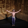 "Ivan Vasiliev, Ali the Slave, Le Corsaire, June 7, 2013 <br><br> I agree with The New York Times' dance critic <a href=""http://www.nytimes.com/2013/06/06/arts/dance/le-corsaire-american-ballet-theater.html?hpw&_r=0"">Alastair Macaulay</a> that ABT's Le Corsaire is frivolous and superficial, with a ridiculous, nonsensical comedic plot. However, unlike Macaulay, I thoroughly enjoy this ballet that showcases ABT's bravura dancing, having seen it more than dozen times over the past 15 years (Thursday and Friday performances this season).  <br><br> The plot goes something like this: Conrad the pirate (Thursday: Cory Stearns, Friday: Marcelo Gomes) arrives at a bazaar (in Turkey?) where slave girls are being traded. Lankendem (Thursday: Jared Matthews, Friday: Sascha Radetsky) owns the bazaar. Conrad sees Medora (Thursday: Veronika Part, Friday: Paloma Herrera) and immediately falls in love. The buffoon pasha buys Gulnare (Thursday: Yuriko Kajiya, Friday, Stella Abrera) and Medora. Conrad commands his slave Ali (Thursday: James Whiteside, Friday: Ivan Vasiliev) to steal Medora and Conrad's pirates kidnap Lankendem. <br><br> In Conrad's hideout, Medora tells Conrad, in the name of their love, to free all of the slave girls. He agrees, but his friend Birbanto (Thursday: Luis Ribagorda, Friday: Joseph Phillips) rebels against the idea and persuades the pirates to riot against Conrad. Conrad fights the pirates and convinces them to give up their mutinous plan. Birbanto's next scheme is to spray a rose with sleeping potion. Conrad is drugged to sleep. Birbanto attempts to capture Medora. She stabs him with a knife. In the confusion, Lankendem steals Medora back and escapes. <br><br> The pasha is happy that Medora has been recaptured and declares that she will be his number one wife. Medora is repulsed. Conrad, Birbanto, and the pirates storm the pasha's palace and chase away the pasha and his men. Medora then exposes Birbanto as a traitor; Conrad shoots him and then escapes to the ship. On ship, there is a terrible storm. The ship sinks. In the Epilogue, Conrad and Medora cling to a rock and offer ""…thanks for their miraculous survival, a testimony to the strength of their love.""  <br><br> The plot is silly with, as Macaulay notes, no link to the original Byron poem. However, there is a lot of dancing, and depending on the cast, a very high level of dancing with plenty of opportunity to see something exciting. With all this great dancing, why worry about a silly plot? <br><br> Regarding the dancing, Cory was a confident and outgoing Conrad Thursday evening, paired with Veronika Part. Cory has had a good season so far. I enjoyed him in the Shostakovich Trilogy in which he held his own with the Russian all-star team of Natalia Osipova, Ivan Vasiliev, and Diana Vishneva. I particularly like his double saute de basques, which have nice air time and horizontal distance from takeoff to landing, and his double assembles, fully on display on a nice diagonal with Vasiliev in Shostakovich (see the <a href=""http://www.abt.org/education/dictionary/index.html"">ABT ballet dictionary</a> for a description and video of the steps). Marcelo Gomes' performance Friday night brought a new level of enthusiasm to the role, as his excitement during his bows after his solos in anticipation of Medora clearly showed. <br><br> Veronika Part radiated beauty during her barzaar entrance in which Conrad immediately fell in love. She has a long, beautiful, elegant line; a bit off on some of her turns in the first act but she pulled off the demanding fouette series in the second act. Paloma Herrera was in good form as Medora on Friday.  <br><br> Ali the Slave doesn't do much in this ballet except for the dance with Medora and Conrad at the opening of the second act. Ivan Vasiliev was amazing on Friday night; if there is a better dancer in this role today, let me know. His dancing style is all-out, full  throttle all the way, but with very controlled turns on Friday. His solo was similar to this <a href=""http://www.youtube.com/watch?v=vXh3Wl08mW4  "">YouTube clip.</a> Notable are his forever hanging double pas de chat  sequence (4:30), a funky step that I can't begin to describe (4:41), nice controlled turns in attitude (4:54), very unique innovation on his double saute de basques (5:07) in which he shoots out his lead leg in a sweeping motion, 540 trick at 7:53, double assemble sequence at 8:00, and a nice turn sequence with pirouettes a le second followed by four turns in second, finished by multiple controlled turns at 9:07.  <br><br> I also liked Ivan's dancing in Shostakovich Trilogy but don't think his style, gymnast body type, and line mesh well in more classical pieces such as Symphony in C. <br><br> James Whiteside was the slave on Thursday night. He is a former Boston Ballet Principal Dancer in his first season at ABT. His solo was a standard version, with very high diagonal split jumps. His pirouettes are very fast with arms tightly wrapped, the opposite of Jose Manuel Carreno. This was the first time I've seen him dance. It must be a nerve wracking experience doing the slave for the first time at the Met, but thought he pulled it off. <br><br> Corps members Luis Ribagorda (Thursday) and Joseph Phillips (Friday) played the role of Birbanto. Phillips impressed me in the role of the gypsy in Don Quixote and look forward to seeing him again. Nice to see that corps members are getting starring roles at ABT. Blogger <a href=""http://haglundsheel.typepad.com/haglunds_heel/2013/04/abt-big-debuts-413.html "">Haglund</a> reviews ABT's Washington Le Corsaire and was particularly impressed with Ribagorda and Phillips.  <br><br> This year's production features new costumes by Anaibal Lapiz. I am happy that Lankendem's old costume that looked like pajamas that my 9-year old would wear has been retired. Macaulay calls the bikini tutus that the slave girls wear his least favorite form of dance apparel. I actually like the look, particularly on Simone Messmer, Luciana Paris, Isabella Boylston (Thursday night), Melanie Hamrick, Kristi Boone, Leann Underwood (Friday night). Any more comments on bikini tutus and I might get into trouble. <br><br> Although the orchestra area was full Thursday, audience response was muted during the curtain calls. The Friday cast received a more enthusiastic response."
