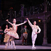 "Maria Kochetkova and Herman Cornejo, Don Quixote, May 15, 2014 <br><br> I'm always excited at the beginning of every ABT season, anticipating the great performances that lie ahead. While New York City Ballet presents important choreography from Balanchine and Robbins with dancers as somewhat interchangeable parts, ABT's Spring Met season is a celebration of individual technical achievement set to ballets that sometimes do not meet the approval of critics (see New York Times reviews from dance critics <a href=""http://www.nytimes.com/2013/07/08/arts/dance/american-ballet-theater-presents-sleeping-beauty.html?_r=0"">Alastair Macaulay</a> and <a href=""http://www.nytimes.com/2014/05/15/arts/dance/american-ballet-theater-performs-don-quixote.html"">Gia Kourlas</a>). ABT's repertory is fodder for critics complaining of mind numbing ""warhorse"" ballets fulfilling lowbrow consumer tastes. However, few people care. ABT audiences are not searching for subtle choreographic interpretation or the meaning of life. They're looking to see bravura dancing at its finest, with the story a backdrop for the dancing. <br><br> Full throttle bravura dancing was on display Thursday evening with Herman Cornejo and Maria Kochetkova as leads. Herman is a rare, once-in-a-lifetime talent, a master of his craft at the peak of his powers. The ballet showed off his turning skills as he regularly ripped off 6-7 turns, many with one hand on his hip and some ending in a double tour to the knee. In the second act, he had a nice diagonal consisting of four consecutive double saut de basques. He played an energetic but at times subdued Basilio. <br><br> His partner was San Francisco Ballet Principal Dancer Maria Kochetkova. They make a nice pair as he is 5'6 and she stands at 5 feet tall and light as a feather. Her small frame came in handy in the one-handed lifts, where he held her over his head for over five seconds. She had an impressive diagonal of turns in first position, alternating single and double pirouettes. I've seen Maria dance several times; once with Herman and the other with San Francisco Ballet. I wasn't overly impressed as she appeared tense and stiff. However, tonight, she was relaxed and full of vigor. <br><br> I really enjoyed her solos in the pas de deux, particularly the fouetté section where she alternated between single and double fouettés as many women do these days. But at the end she added a unique twist, quarter turns in which she would spot to the side, back, other side, and front again, winding it up with a nice double (maybe triple) to the knee. <br><br> Herman seemed subdued in his Act III solos, which was a bit of a letdown after great dancing in the first two acts. He did not include his signature monster double cabrioles to the front, opting for a double assemble-type step. Also, straightforward barrel turn jumps at the end of his second solo. His turn section was fine, turns in second with four turns, winding it up with a triple pirouette to a double tour. <br><br> Stella Abrera and husband Sascha Radetsky were very effective as Mercedes and Espada. Their expressiveness makes these roles work. During his solo, he turned his head to flirt with a village girl, primped his hair, and flashed a grin to the audience. Stella exuded confidence, even when her matador strayed. Stella had double duty as she also beautifully danced the Queen of the Dryads role in the second act. <br><br> Others that stood out were Craig Salstein as the dolt Gamache and Gabe Stone Shayer as the lead Gypsy. Craig added nuances to the role that I have never seen before, providing a new perspective. Gabe handled the tricky parts of the gypsy solo well, with nice pirouettes and three consecutive double tours."