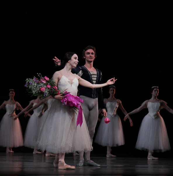 Xiomara Reyes and Jared Matthews, Giselle, June 19, 2014