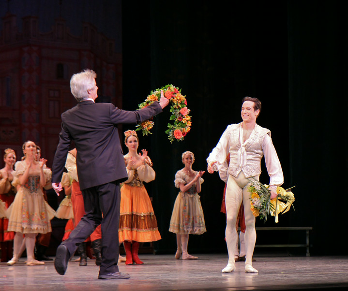Kevin McKenzie and Sascha Radetsky, Coppélia, July 3, 2014