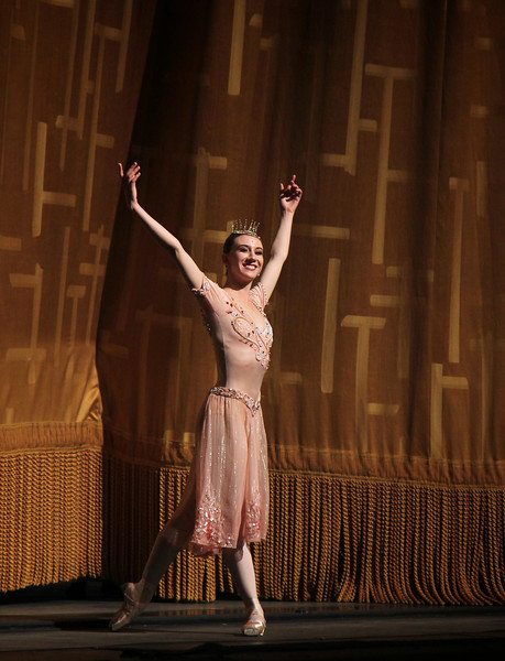 Isabella Boylston, La Bayadère, May 29, 2014