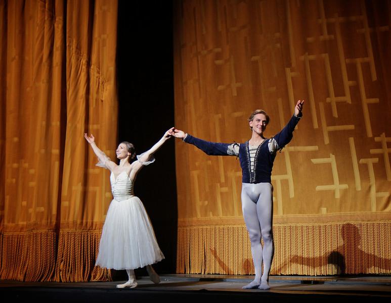 Alina Cojocaru and David Hallberg, Giselle, June 21, 2014