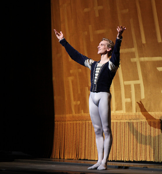 David Hallberg, Giselle, June 17, 2014