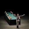 Roman Zhurbin, The Green Table, October 23, 2015