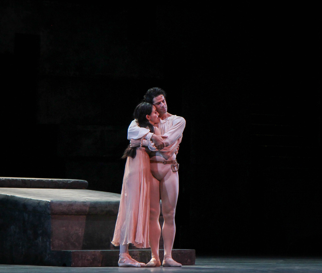 Hee Seo and Marcelo Gomes, Romeo and Juliet, June 19, 2015