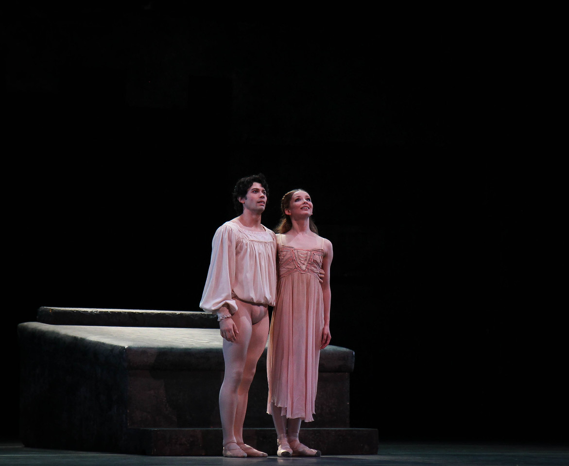 Evgenia Obraztova and Herman Cornejo, Romeo and Juliet, June 18, 2015