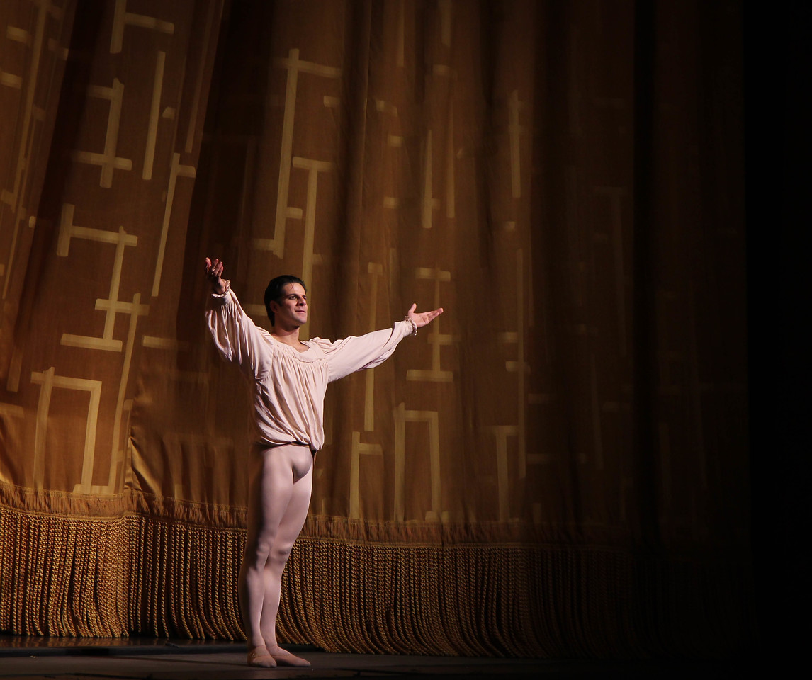Marcelo Gomes, Romeo and Juliet, June 19, 2015