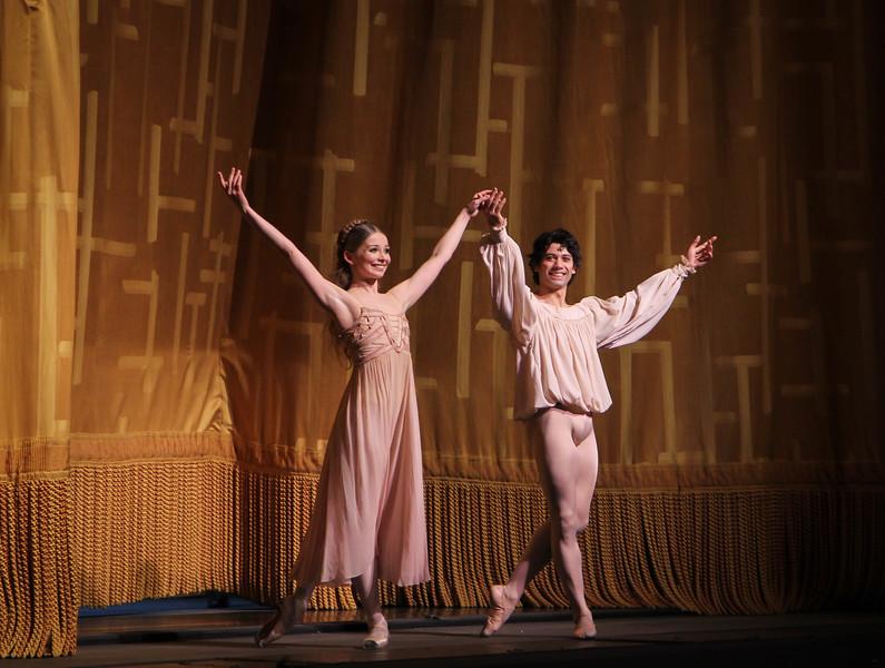 Evgenia Obraztova and Herman Cornejo, Romeo and Juliet, June 18, 2015