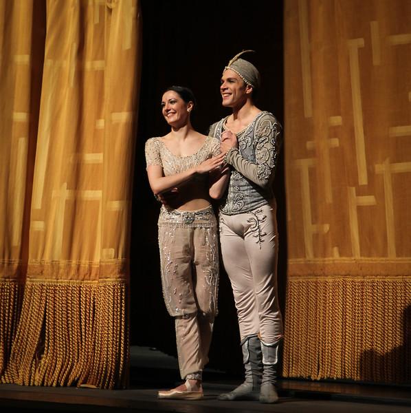 Veronika Part and Denys Nedak, La Bayedere, June 4, 2015