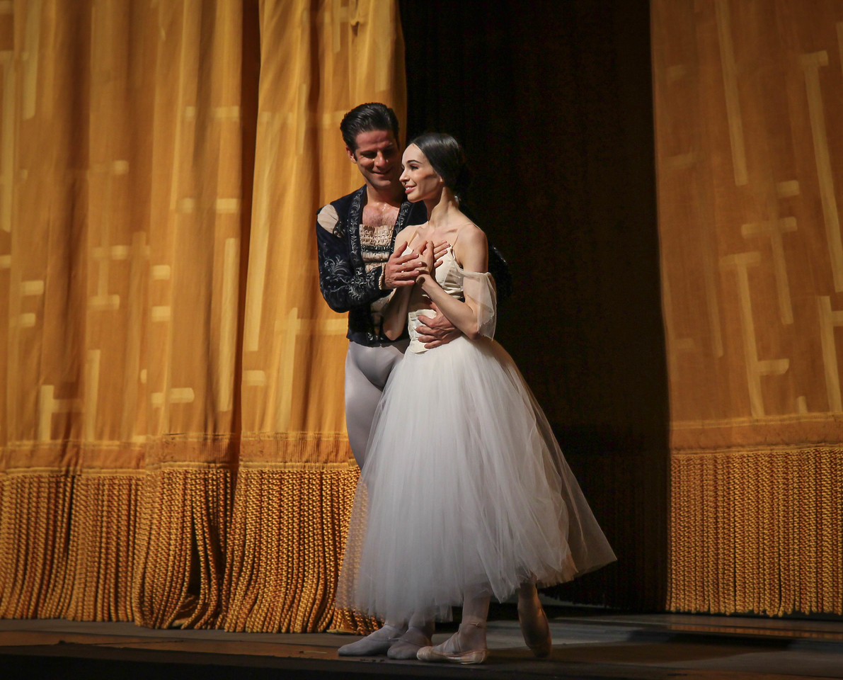 Diana VIshneva and Marcelo Gomes, Giselle, May 26, 2015