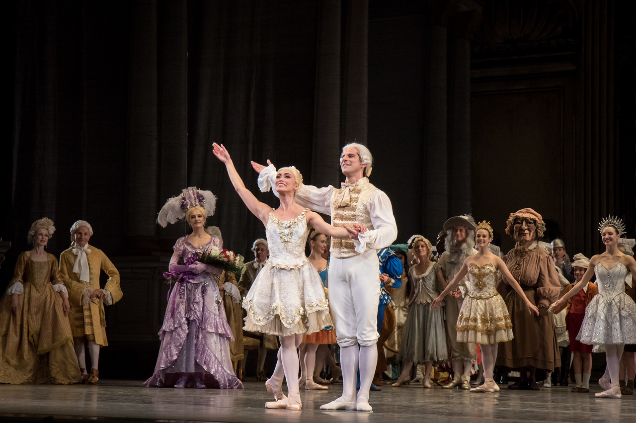 Stella Abrera 20th Anniversary ABT Performance and Marcelo Gomes, Sleeping Beauty, June 30, 2016