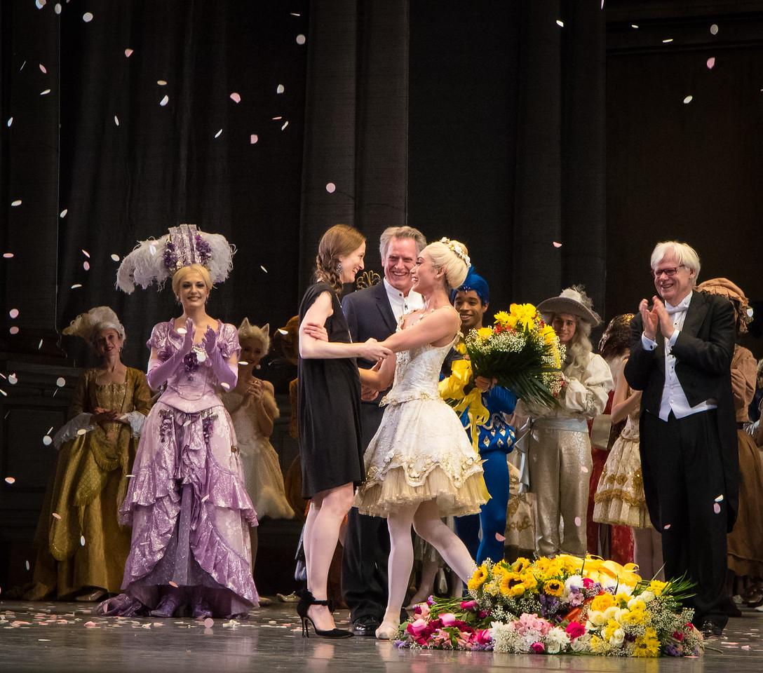 Stella Abrera 20th Anniversary ABT Performance and Julie Kent, Victor Barbee, Sleeping Beauty, June 30, 2016