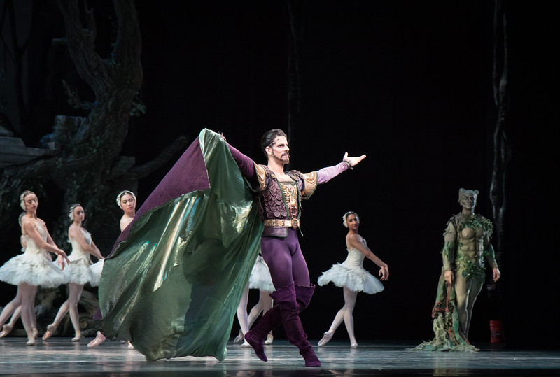 Marcelo Gomes, Swan Lake, June 15, 2016