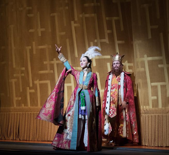 Hee Seo and Roman Zhurbin, The Golden Cockerel, June 11, 2016