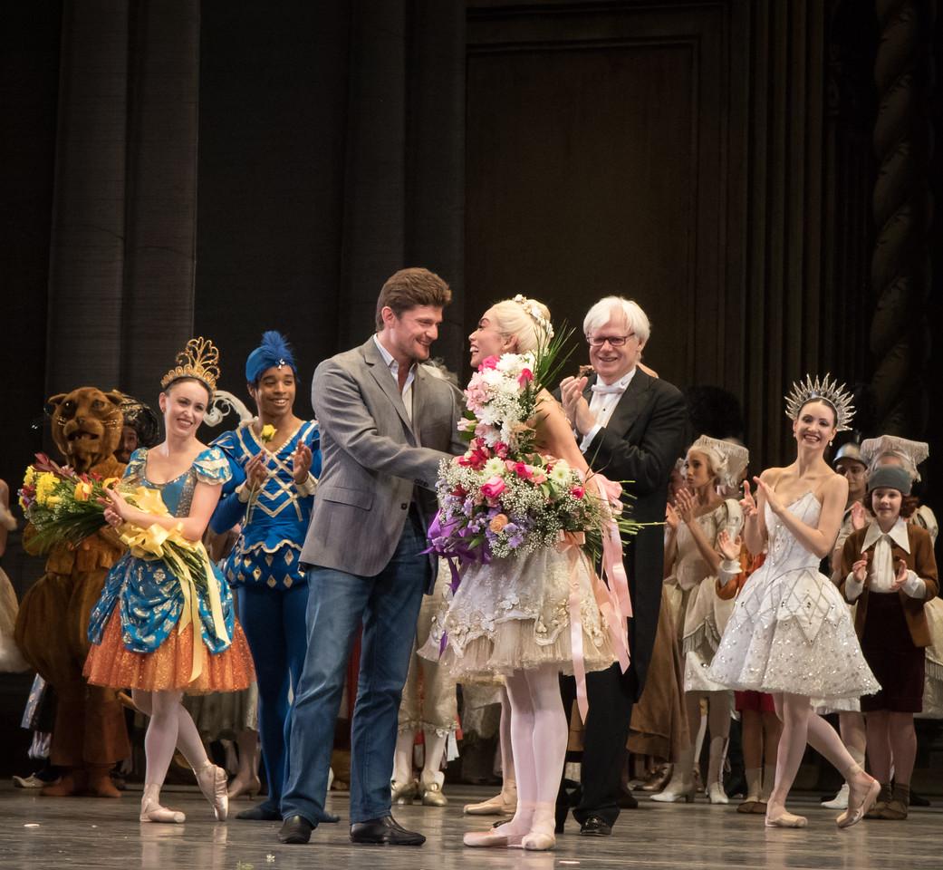Stella Abrera 20th Anniversary ABT Performance and Gennadi Saveliev, Sleeping Beauty, June 30, 2016