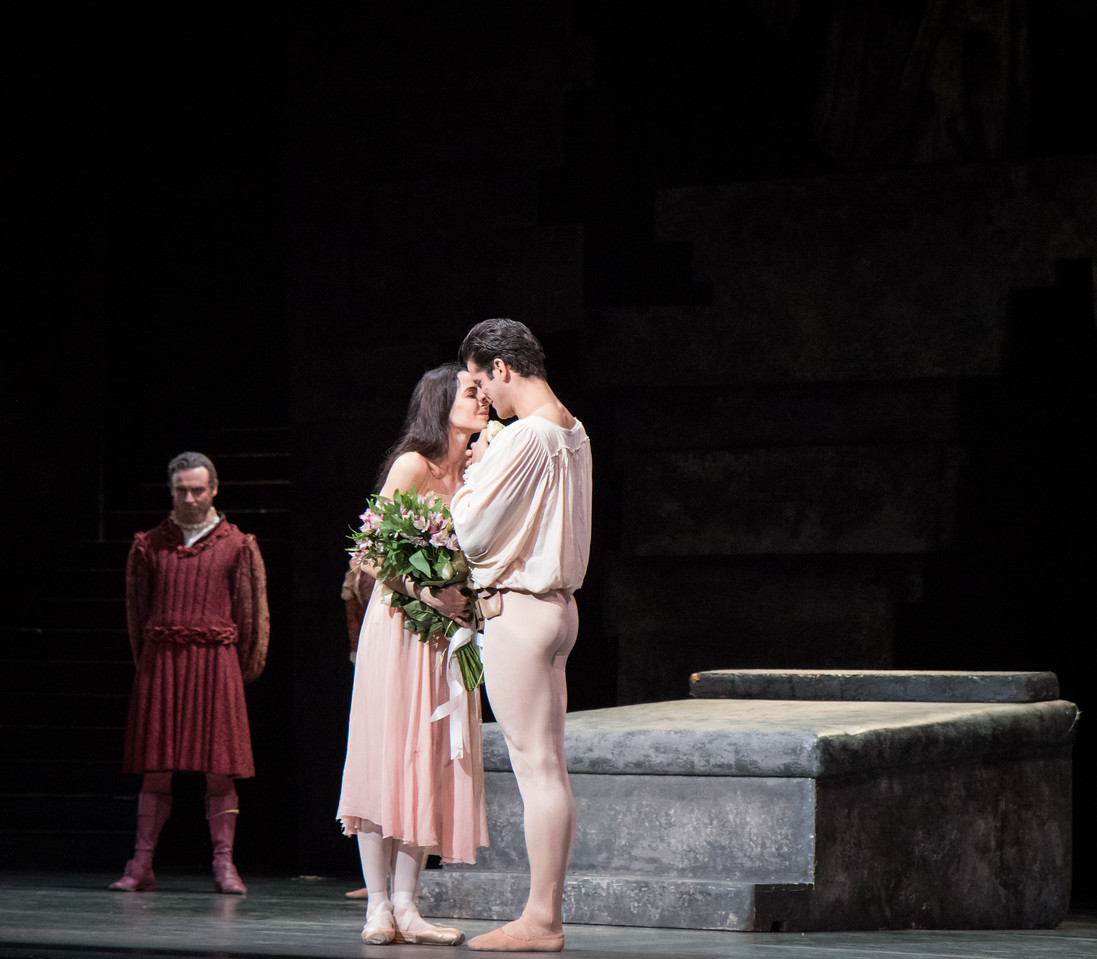 Diana Vishneva and Marcelo Gomes, Romeo and Juliet, June 25, 2016