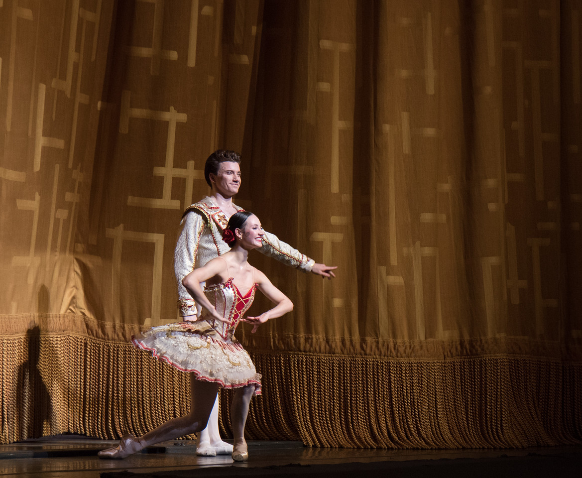 Christine Shevchenko and Alban Lendorf, Don Quixote, May 17, 2017