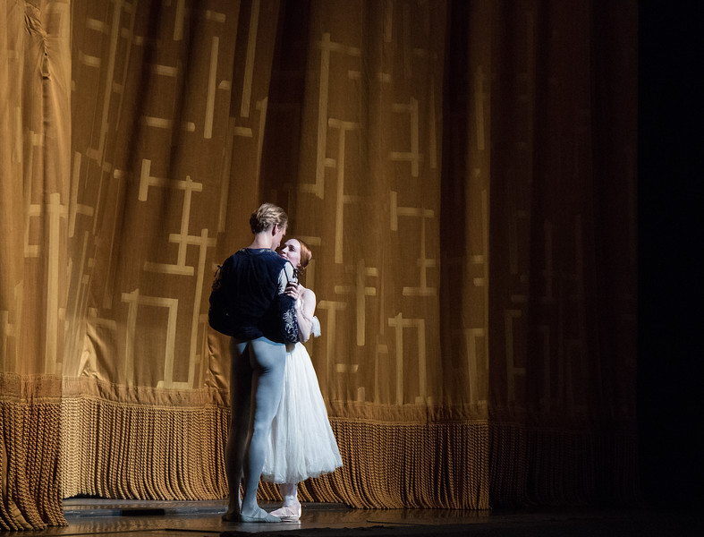 Gillian Murphy and David Hallberg, Giselle, May 27, 2017