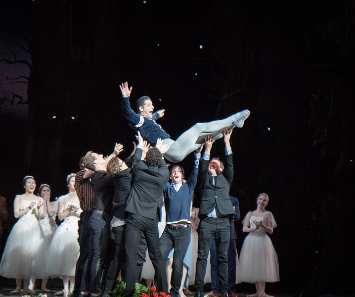 Marcelo Gomes, Marcelo's 20th Anniversary ABT Performance, Giselle, May 30, 2017
