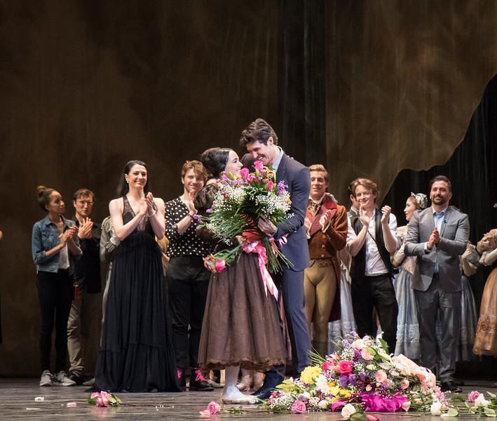 Diana Vishneva and Roberto Bolle, Diana's Final ABT Performance, June 23, 2017
