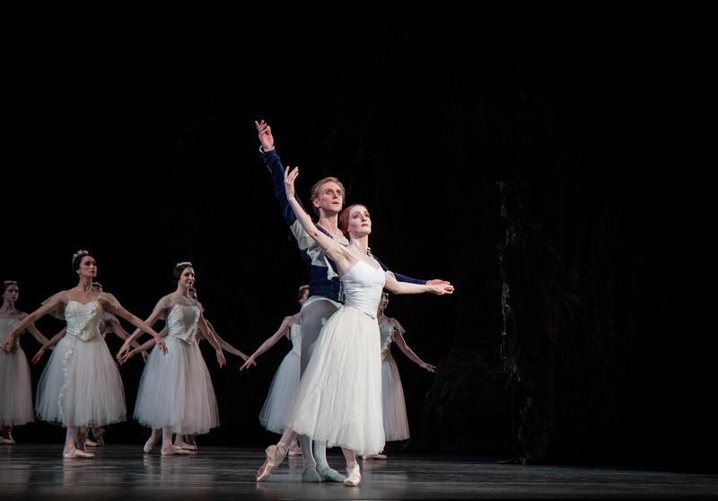 Gillian Murphy and David Hallberg, Giselle, May 27, 2017