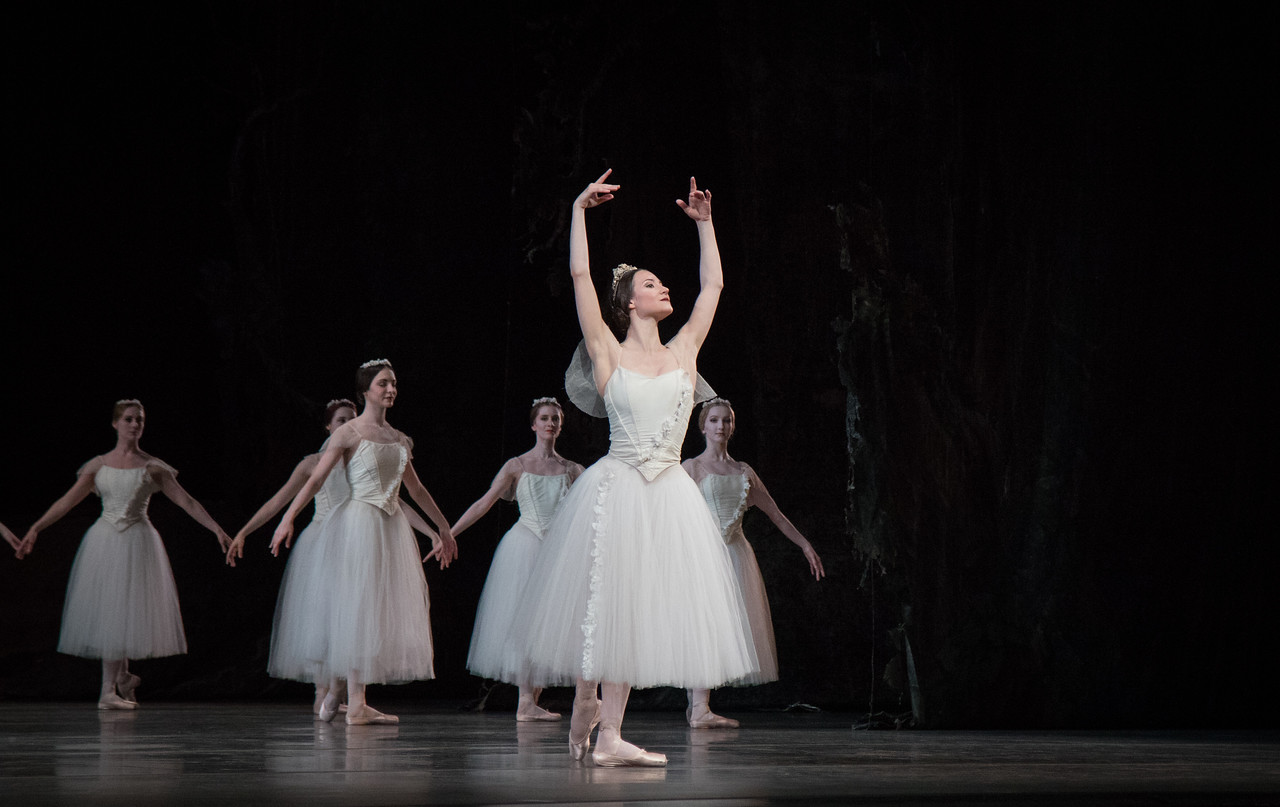 Christina Shevchenko, Marcelo's 20th Anniversary ABT Performance, Giselle, May 30, 2017