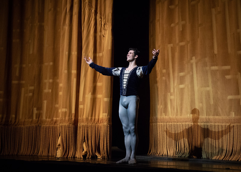 Roberto Bolle, Giselle, May 19, 2018