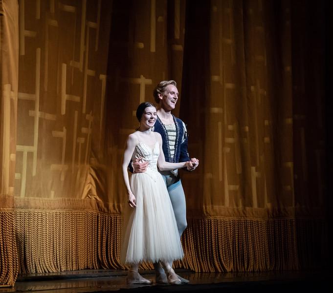 Natalia Osipova and David Hallberg, Giselle, May 18, 2018