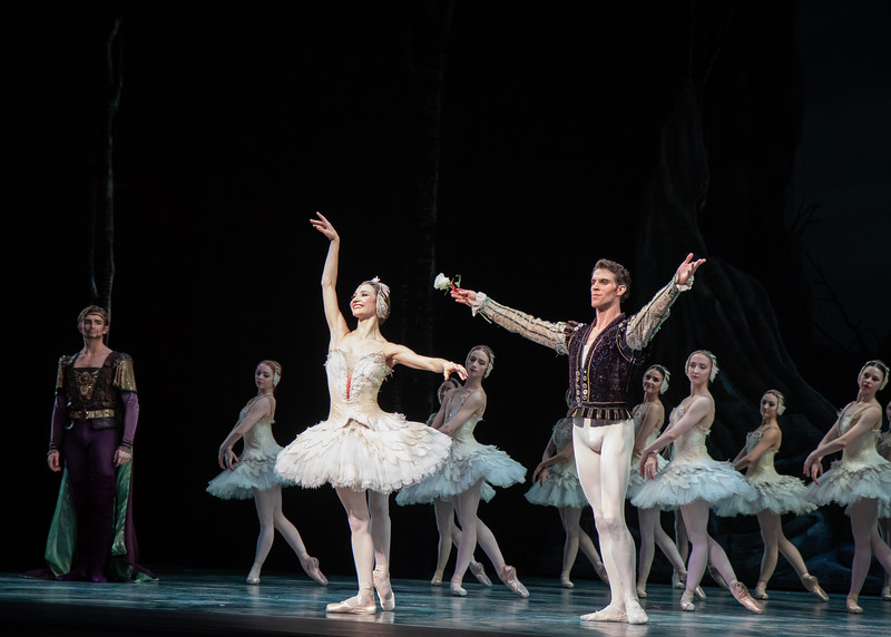 Christine Shevchenko and James Whiteside, Swan Lake, June 20, 2018
