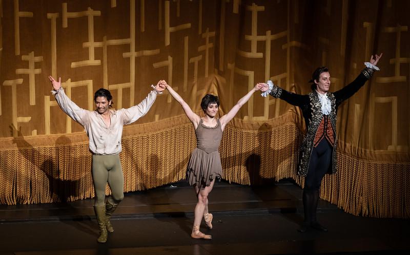 Herman Cornejo, Sarah Lane, Blaine Hoven, Manon, June 21, 2019