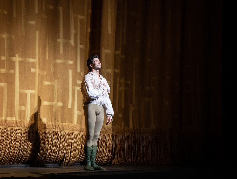 Roberto Bolle FInal ABT Performance, Manon, June 20, 2019