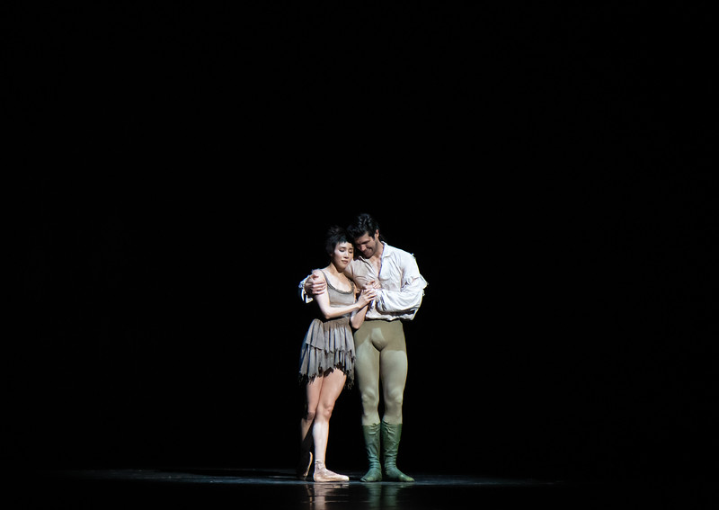 Roberto Bolle FInal ABT Performance with Hee Seo, Manon, June 20, 2019