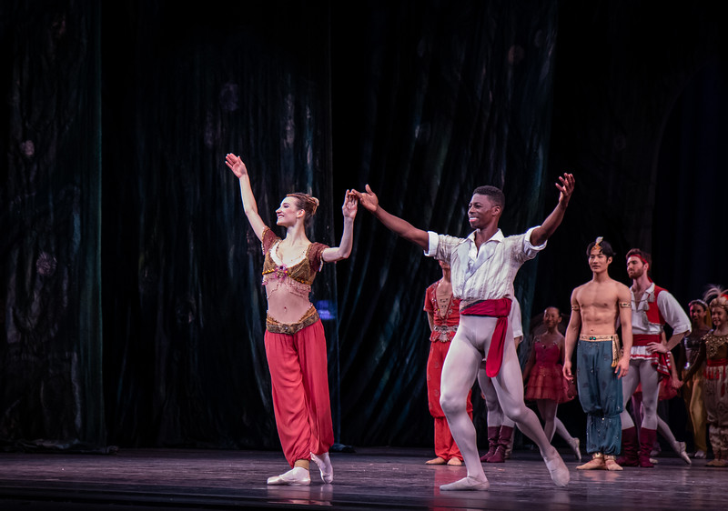 Christine Shevchenko Brooklyn MacK, Le Corsaire, June 15, 2019